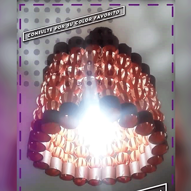Lampara Cilíndrica - 2 - Lumine