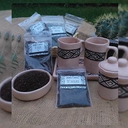 Té Negro - Aromas y Sabores