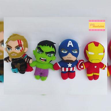 Muñecos Avengers c/u - PinkMandarina