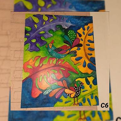 Cuadro 1 - Fridas