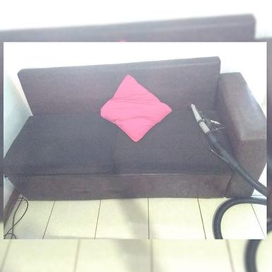 Limpieza sillones tres cuerpos - V&G Lavado y desinfección