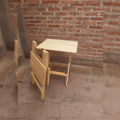 Mesa 3 - Productos en Madera