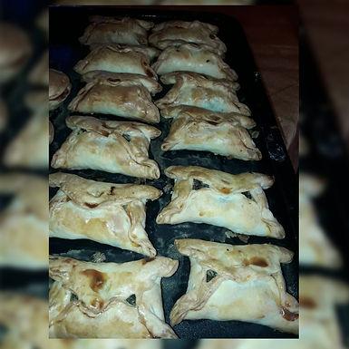 Empanadas de Vigilia docena - El Tata - Empanadas