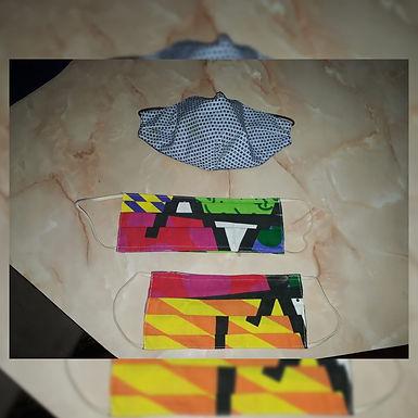 Tapaboca - Textil María del Valle