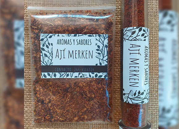 Ají Merken - Aromas y Sabores
