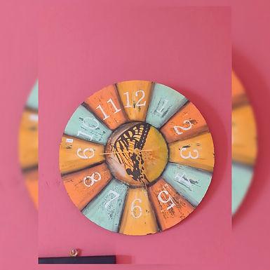 Reloj  - Maly Regalaría artesanal