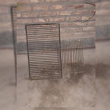 Parrillas - Metalúrgica Salcedo
