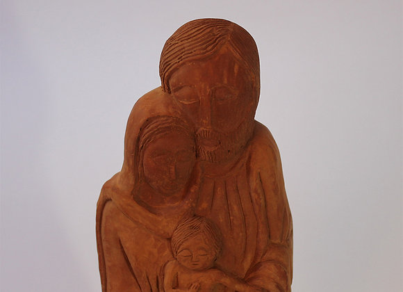 Escultura de cerámica - Durazno Taller Cerámico