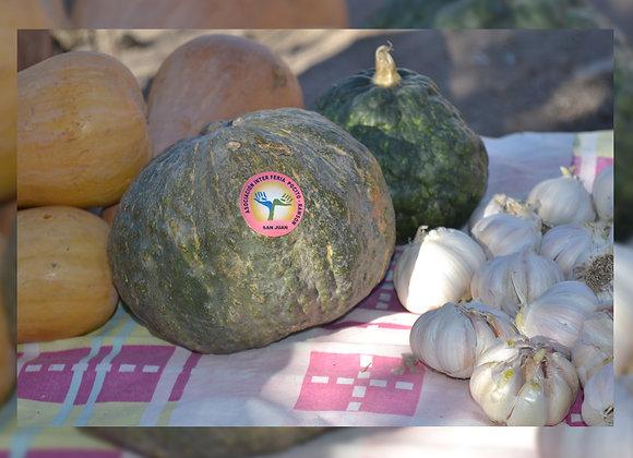 Zapallo x1kg - Productos Juan Flores