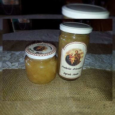 Dulce Pera y manzana mediano - Productos Artesanales Sagrada Familia