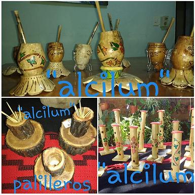 Porta sahumerios - Alcilum artesanías