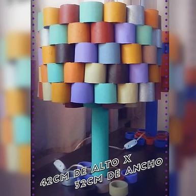 Velador multicolor - Lumine