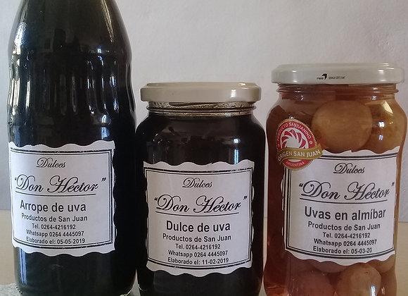 Dulce de Uva - Dulces y Conservas Don Héctor