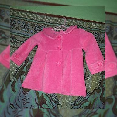 Saco de nena - Textil María del Valle