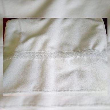 Toallón / toalla - Puntos y Puntadas Iglesianas