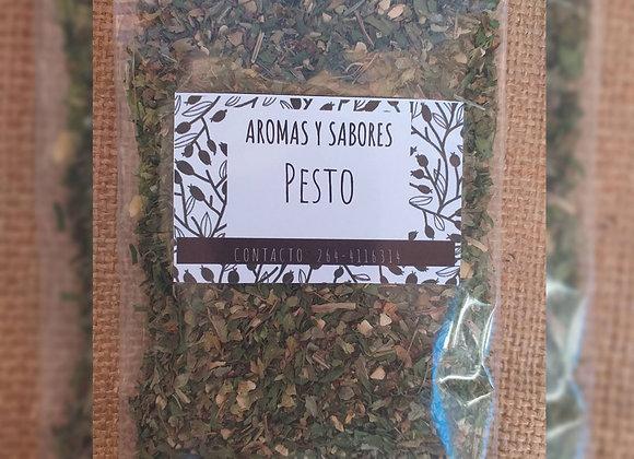 Pesto - Aromas y Sabores