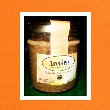 Pasta de aceitunas negras Peso: 200 gramos - Arcoiris