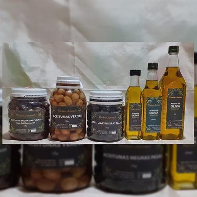 Aceite de oliva x1l - Vicente Catala