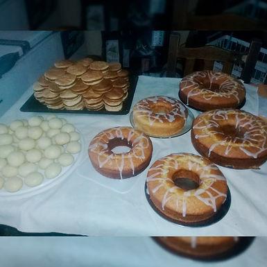 Anillos de naranjas - chicos - Nuny Panadería Artesanal