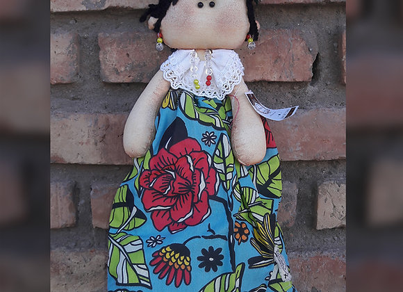 Guardabolsas Frida  - Artesanías Country Evangelina
