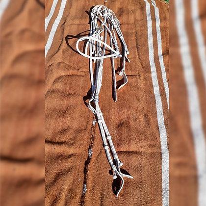 Juego completo trenzado de 6/8 - Guasquería Tradicional Cuyana