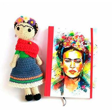 SET Frida Kahlo - Espíritu Indigo