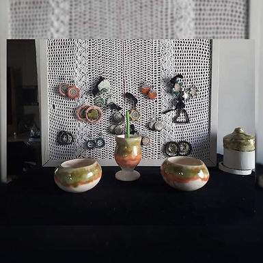 Mate de cerámica - Miki diseño y cerámica