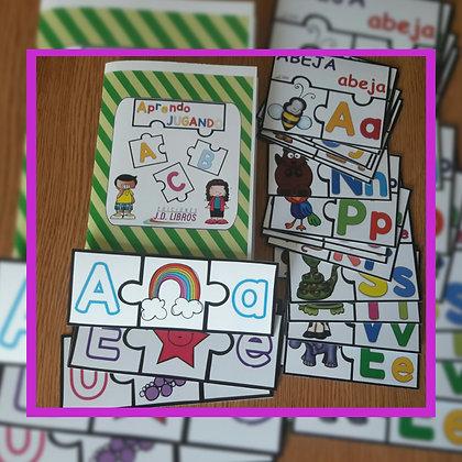 Kit el abecedario - Ediciones JD