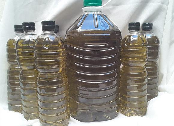 Aceite de oliva extra-virgen 900 cc - María Florencia Guzmán