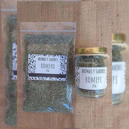 Romero - Aromas y Sabores