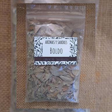 Boldo - Aromas y Sabores