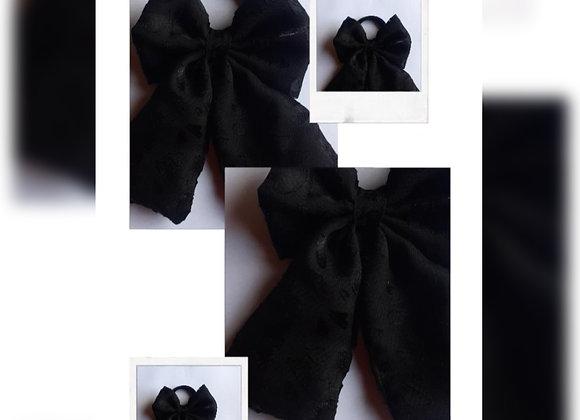 Colero Moño negro - Algo Bonito