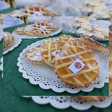 Pasta Frola - Sin Tacctica