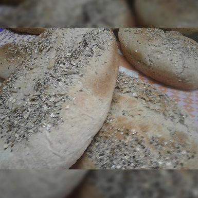 Pan de Salvado sin semillas - Cupic Cuchac - Panificación Integral