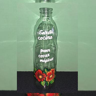 Botellas de salsa con tapón - Anunaki