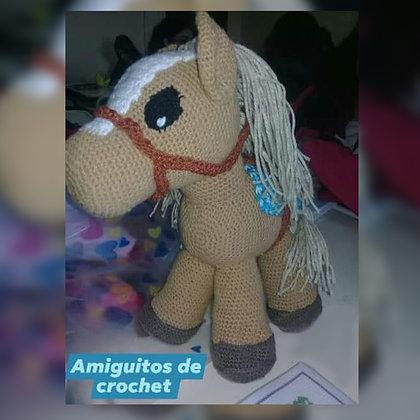 Caballito - Amiguitos de Crochet