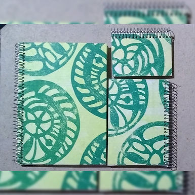 Cuadernos A7 - CieloAlto arte en papel