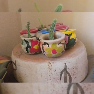 Mini cactus - Rosan Arte y Deco