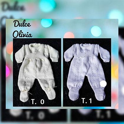 Conjuntos cashmilon - Dulce Olivia