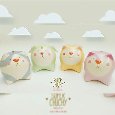 Alcancía Mimitos - Super Chuchy