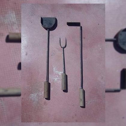 Juego de asador - Metalúrgica Ramírez
