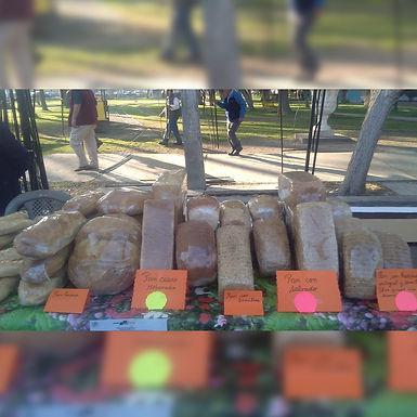 Pan con salvado y semillas - Inti y Quilla