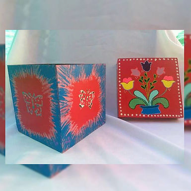 Caja Mariposa - Fabiana Lorena Soto