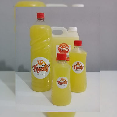 Jugo en botella x 300cc - Frutis jugos naturales