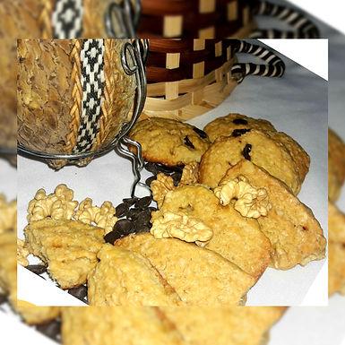 Galletas de avena - Trozitos Dulces