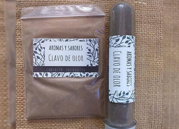 Clavo de olor molido - Aromas y Sabores