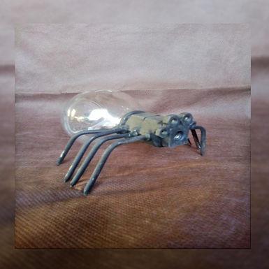 Araña Cristalina - El Curita Gaucho Taller de Artesa