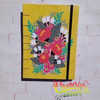 Cuadernos Artesanales - 1 - Chucherias con amor