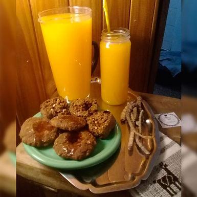 Bandeja vegana surtida - Pampa Vieja