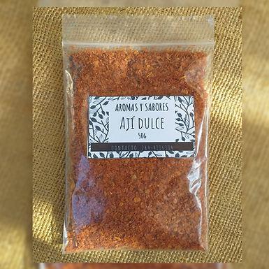 Ají dulce - Aromas y Sabores